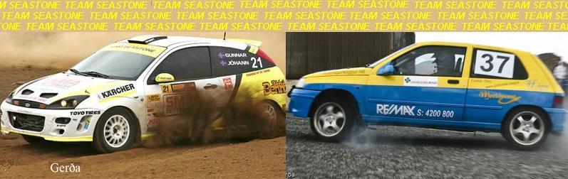 TEAM SEASTONE - Hausmynd